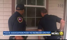 Police Association of Lafayette Continues To Push For Raise In LPD Pay