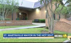 St. Martinville Mayor accused of not paying utility bills on time