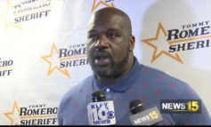 Shaquille O'Neal gives back to Acadiana youth