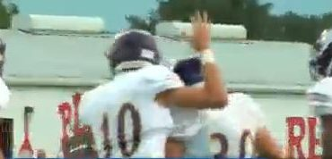 Opelousas Catholic Vikings Crush Port Barre 42-0