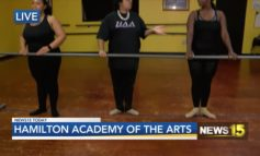 Hamilton Academy Of The Arts: Adult Dance Class