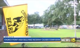 Church Point High Bullying incident causes confusion