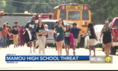 Mamou PD says the bomb threat at Mamou High was a false alarm