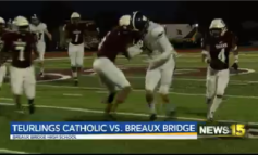 Game of the Week: Teurlings Catholic vs. Breaux Bridge