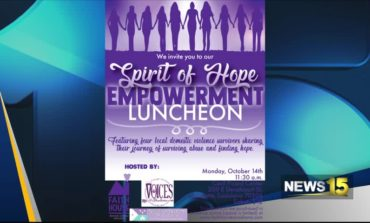 Faith House's Spirit of Hope Empowerment Luncheon