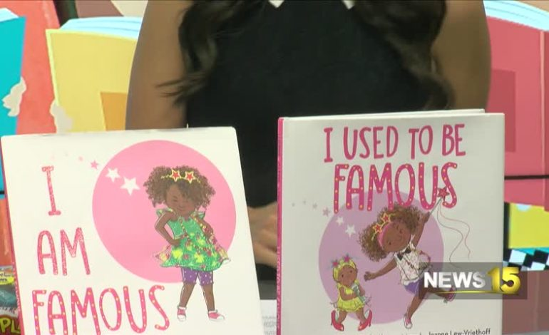 KidLit Pick of the week: I am Famous