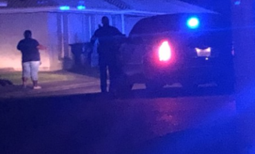 Opelousas Police Are on the Scene of Shooting