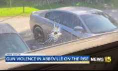 One Abbeville woman speaks out after her home was shot at
