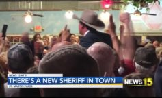 There's a news sheriff in St. Martin Parish