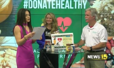 Healthy Acadiana Community Food Drive