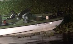 Coast Guard, local authorities, searching for possible person in water near LaFitte, Louisiana