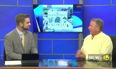 Consumer and Finance Report: Crowley Mayor Tim Monceaux