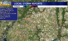 Tornado Confirmed In Calcasieu Parish This Morning