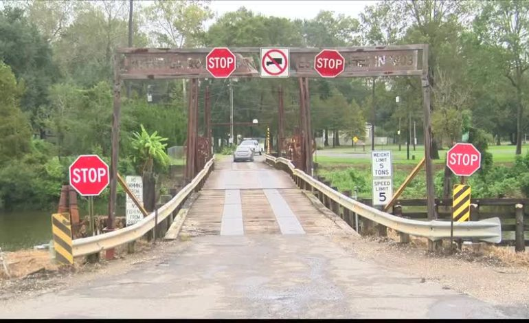 Pontoon Bridge In Butte Larose To Be Replaced