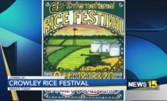 International Rice Festival kicks off in Crowley