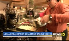 Local organization collecting creole recipes for cookbook