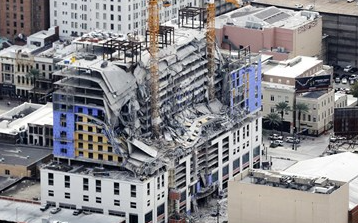 Hard Rock Hotel Collapse Survivor Speaks Out as New Questions Arise