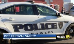 Crowely PD's Main Priority at the Rice Festival is Safety