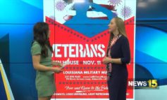 Veterans Day open house