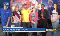 2019 Port Barre Cracklin Festival