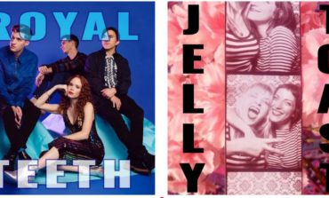 Royal Teeth and Jelly Toast to Close Fall Season of Downtown Alive!
