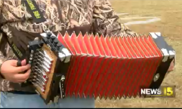 Star Spangled Accordion: Lukas Meaux's Patriotic Cajun Anthem