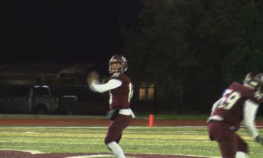 Breaux Bridge Wins District Title vs. Livonia 28-15