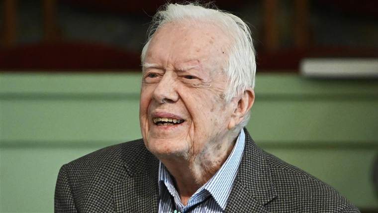 President Jimmy Carter to Undergo Procedure to Relieve Pressure on Brain from Falls
