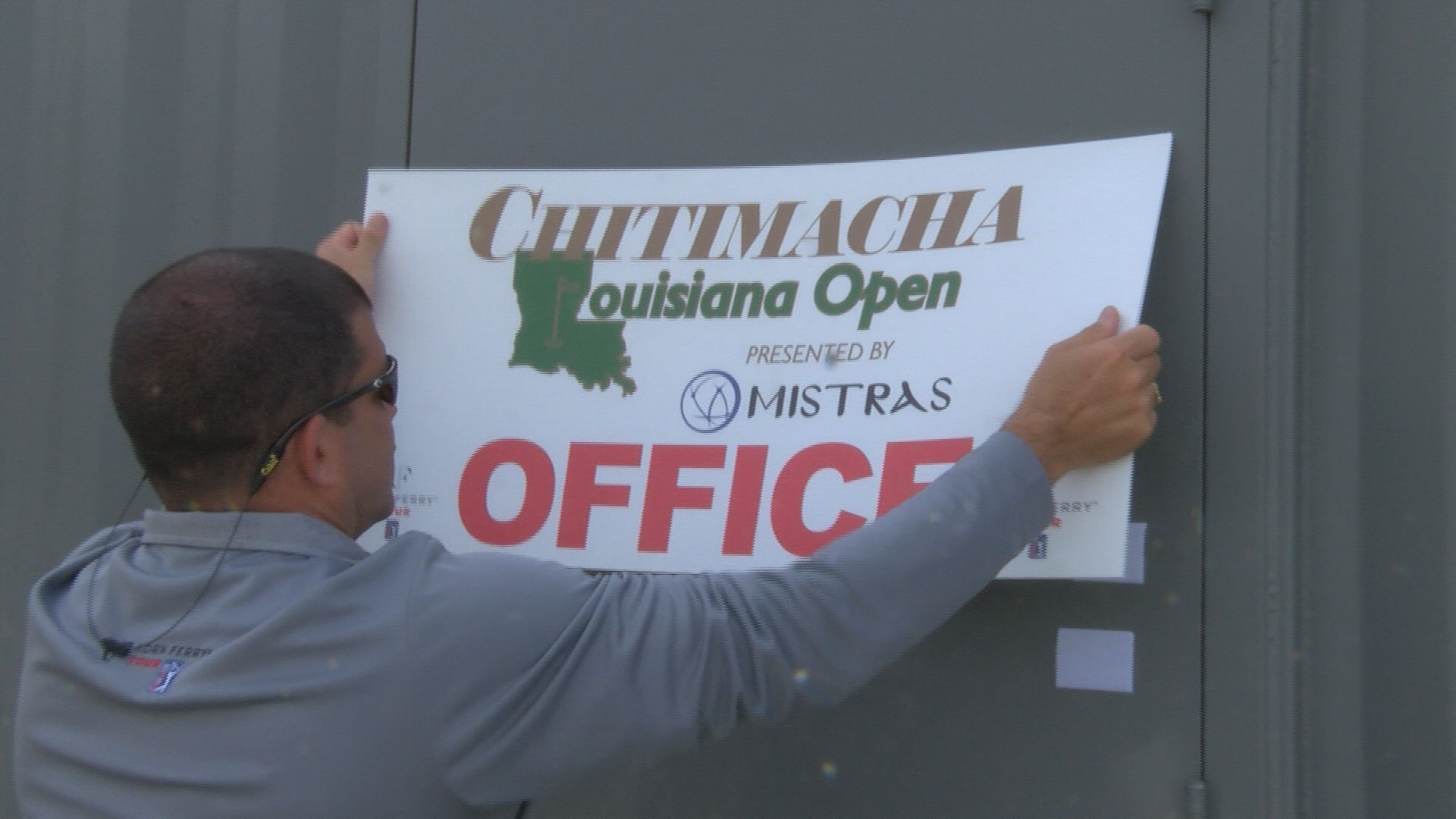 What Next for Louisiana Open ? - News15