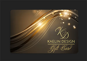 Gift Certificates for Fine Art Jewelry by Kaelin Design now available