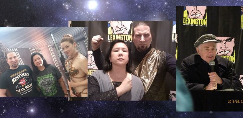 AER: 3-23-2019 IKV Predator Invades Lexington Comic & Toy Con