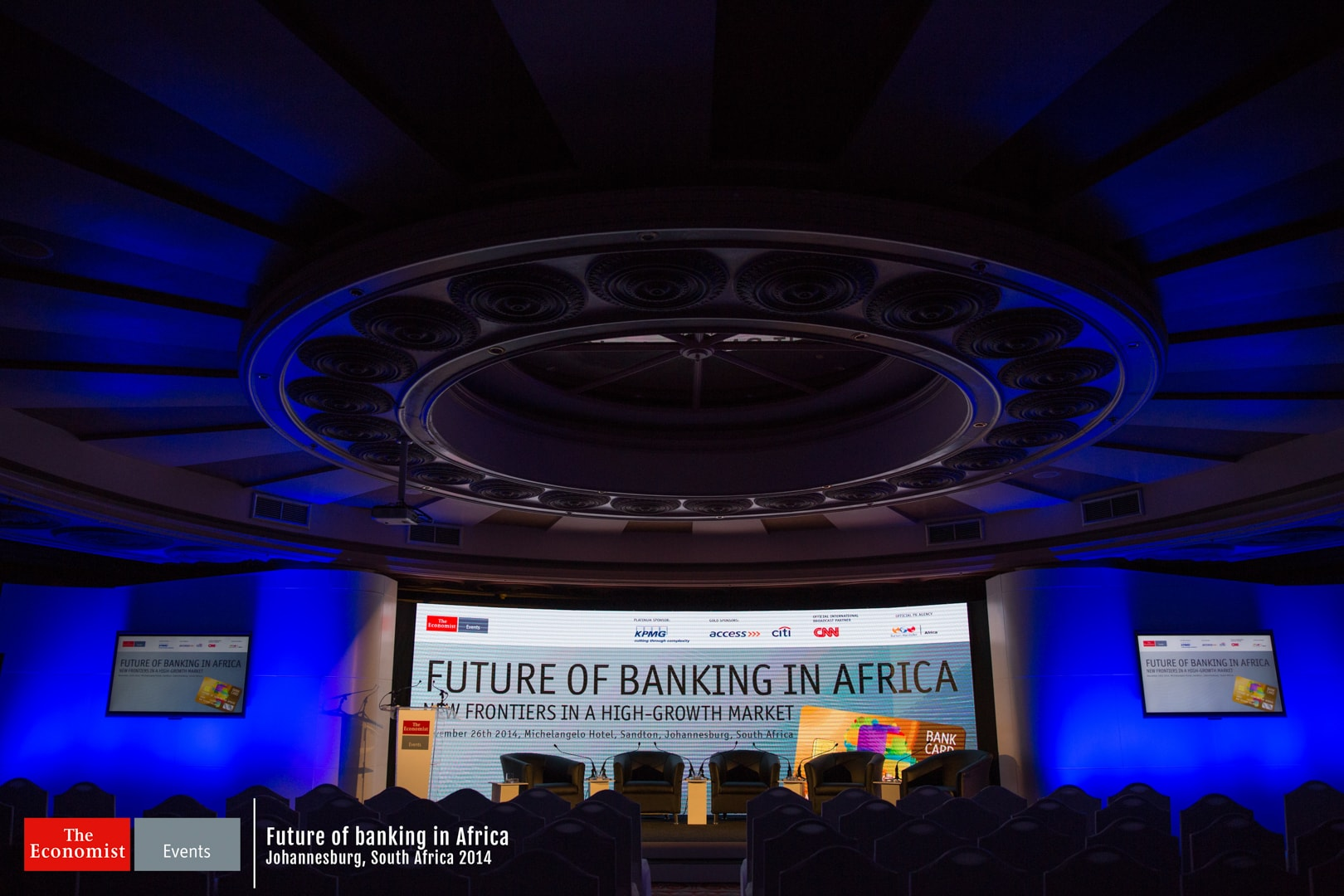 Future of Banking in Africa Event Photography