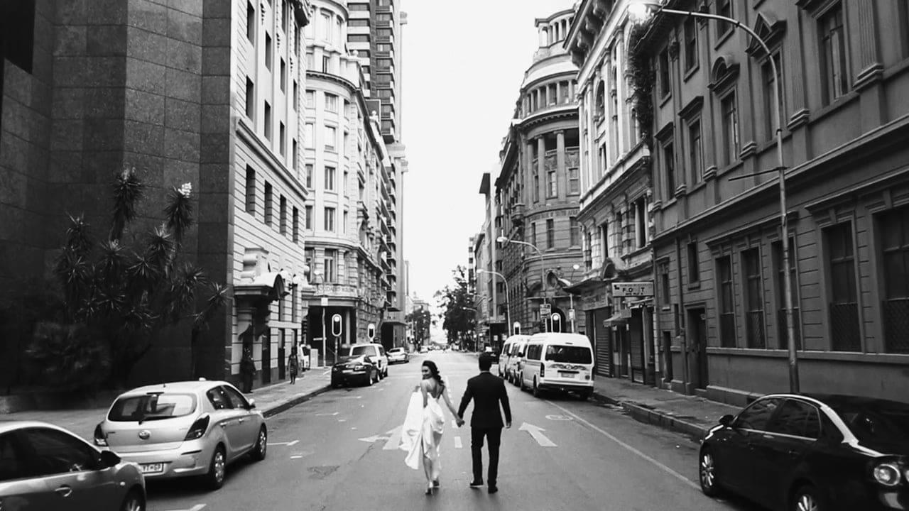 Beautiful Couple's Wedding Video