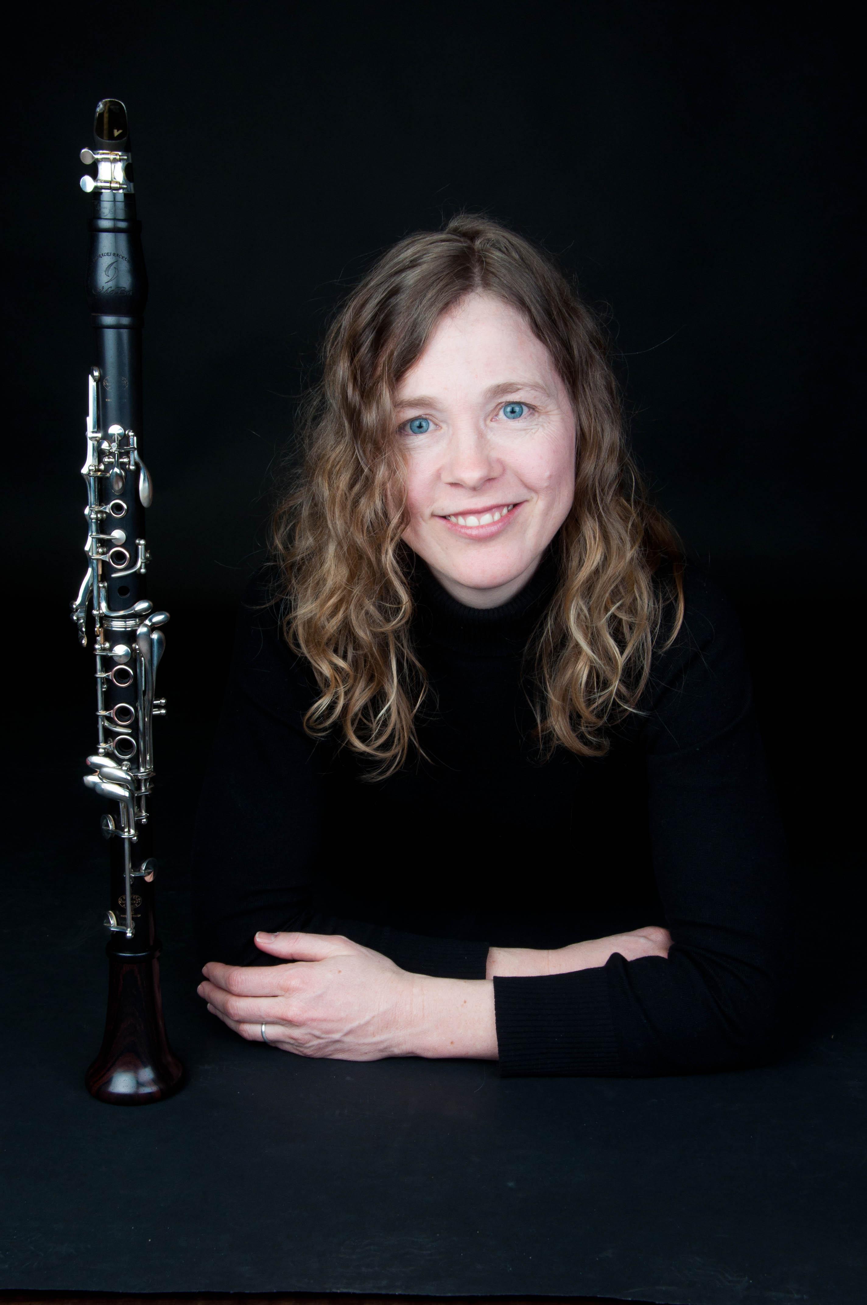 Michelle Anderson clarinet
