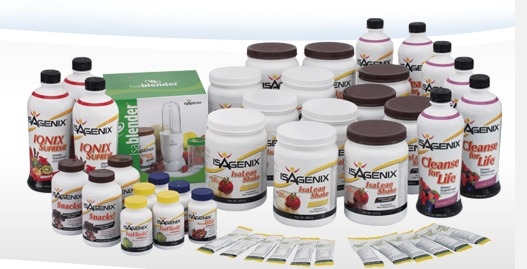 Fat Burning Cleanse Business Pack Isagenix Business Starter Packs