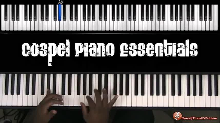 Kajabi Next - Gospel Piano Essentials - Buy Now