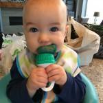 Gagging vs Choking for baby