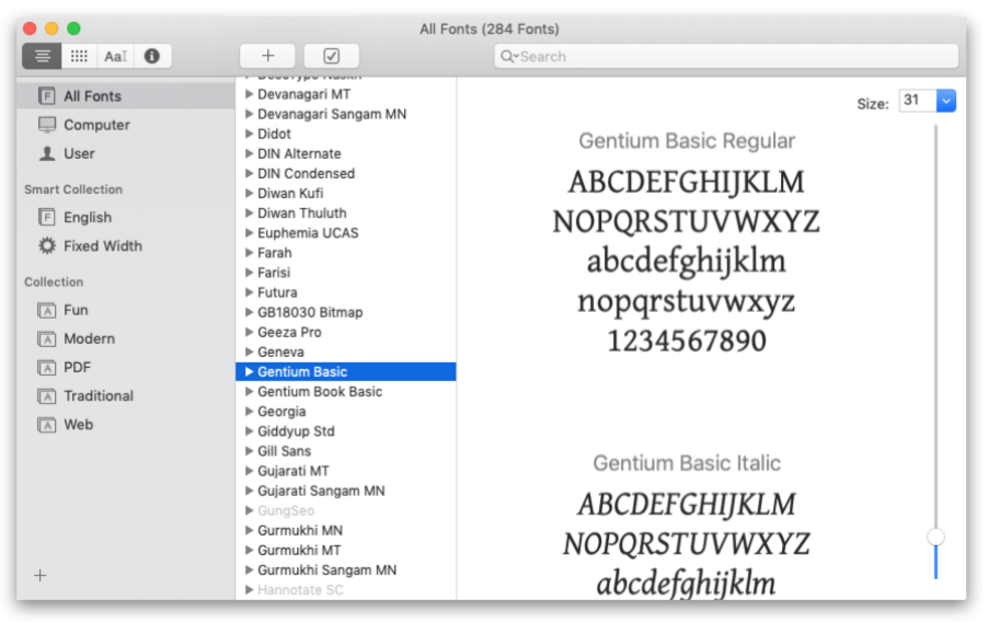 How to Type Transliterated Sanskrit with Diacritics in Mac OSX