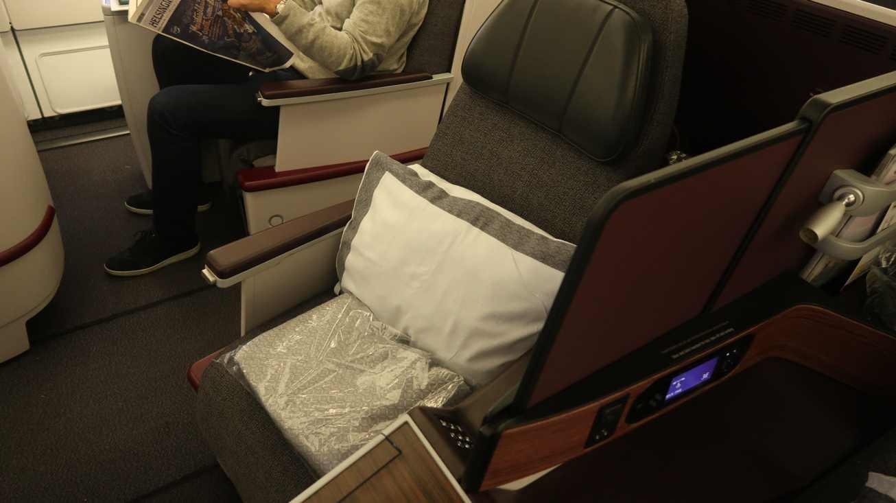 Aeronautica In-flight Gifts/ Amenity Kits Knowledgeable Qatar Airways First Class Pjs