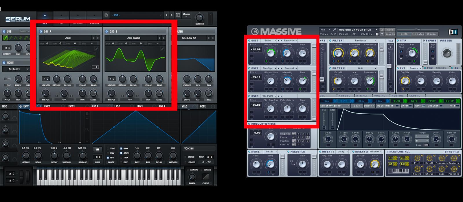 Sound Design Serum & Massive - Music Producer Tutorial | Bass Kleph