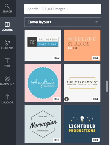 Canva Blog Layout Graphics
