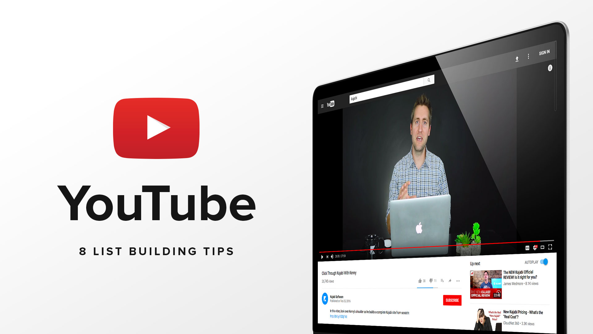 How To Grow Your Email List With YouTube In 8 Easy Steps