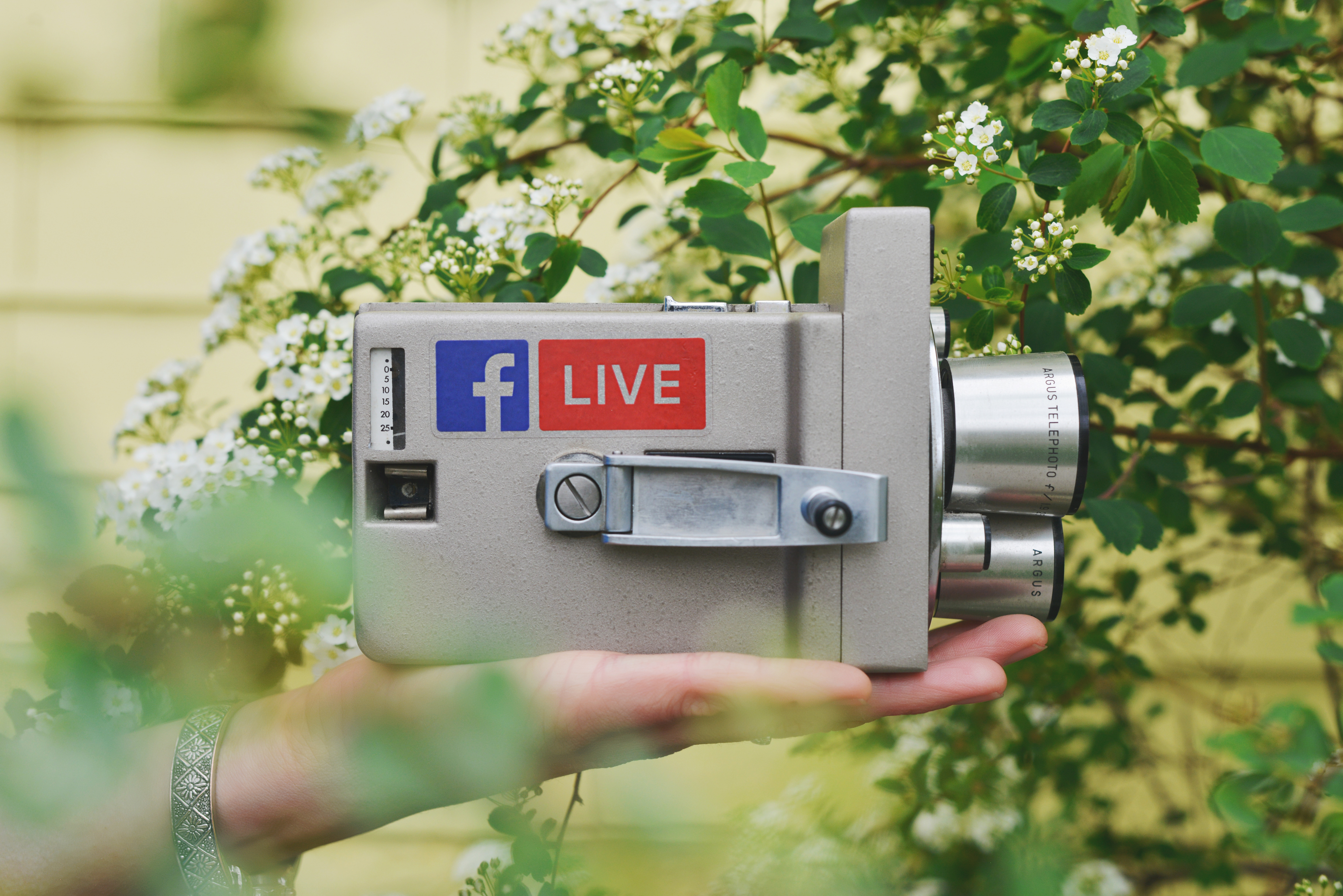 Facebook Live A Growing Trend
