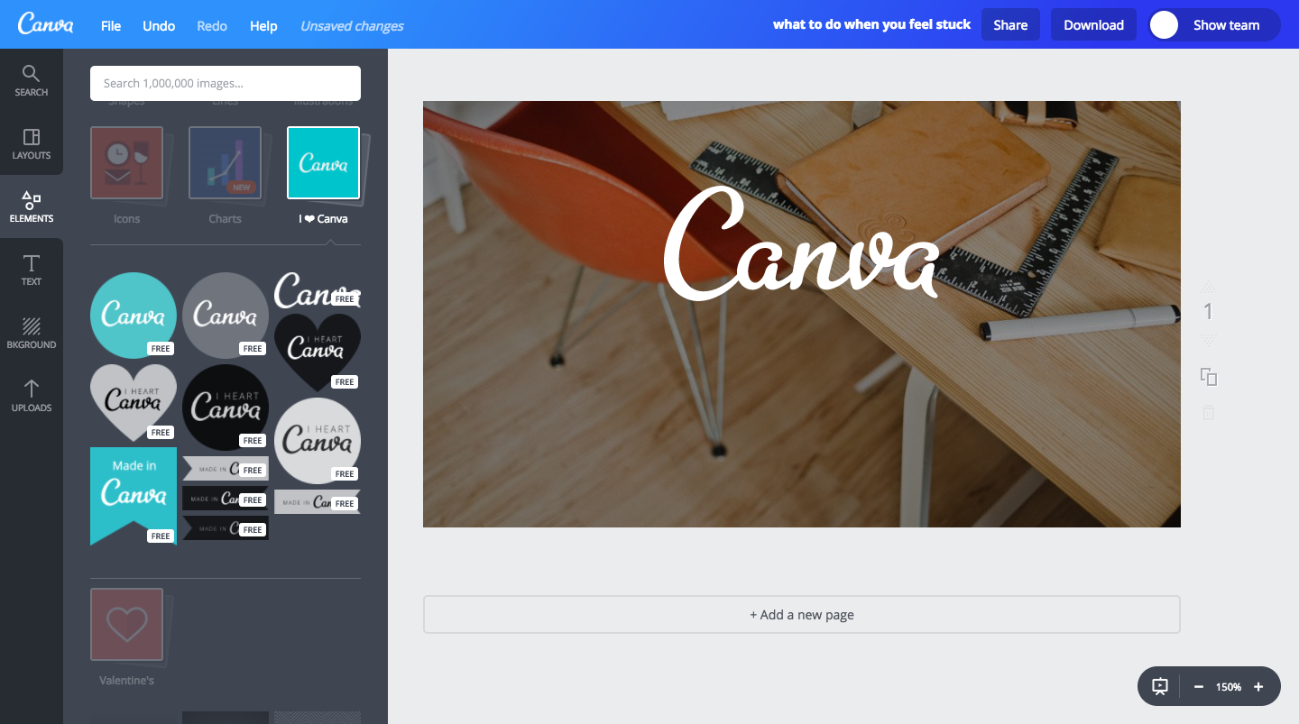 How To Overlay Text To Your Canva Photo