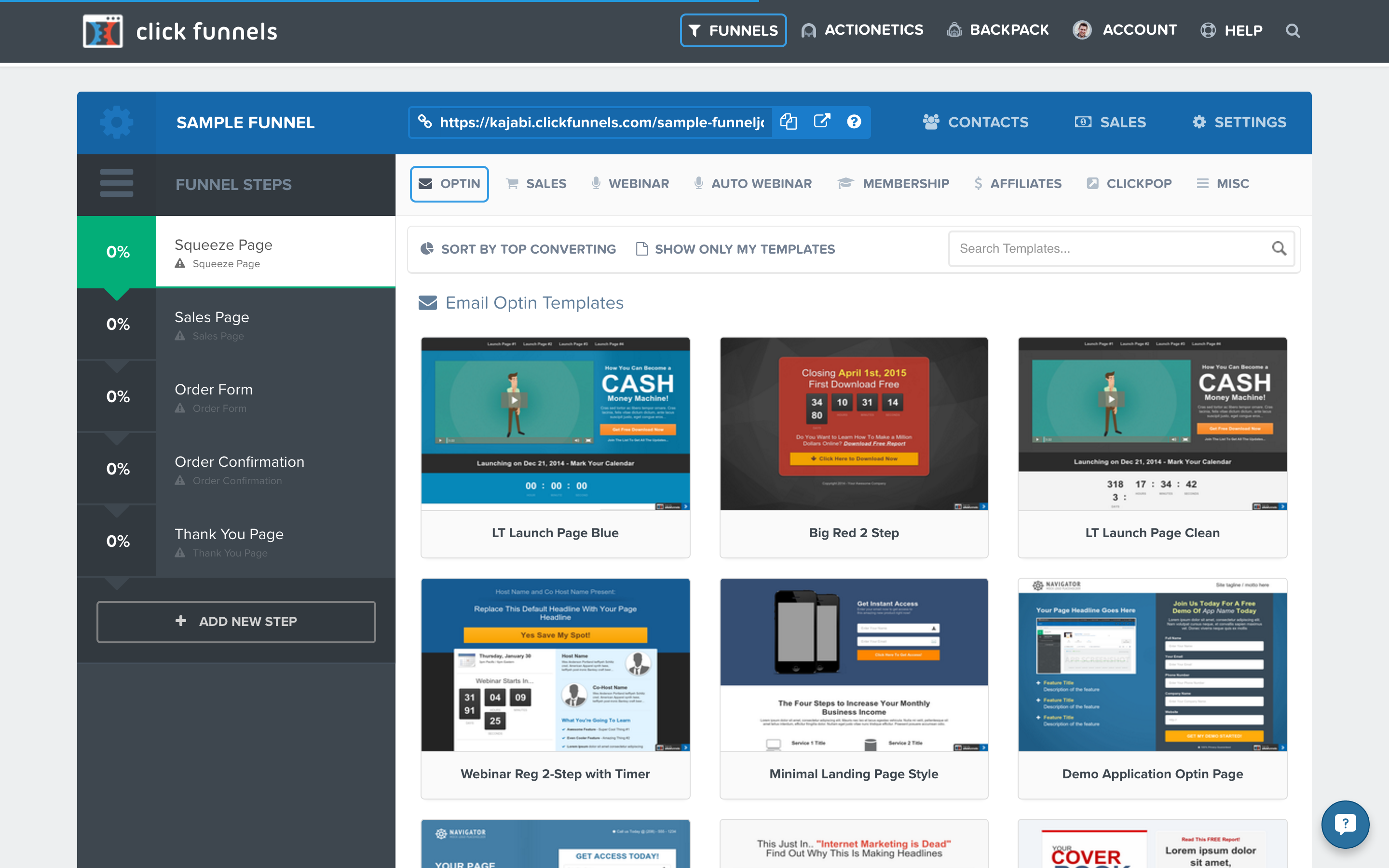 More About Clickfunnels Checkout Page