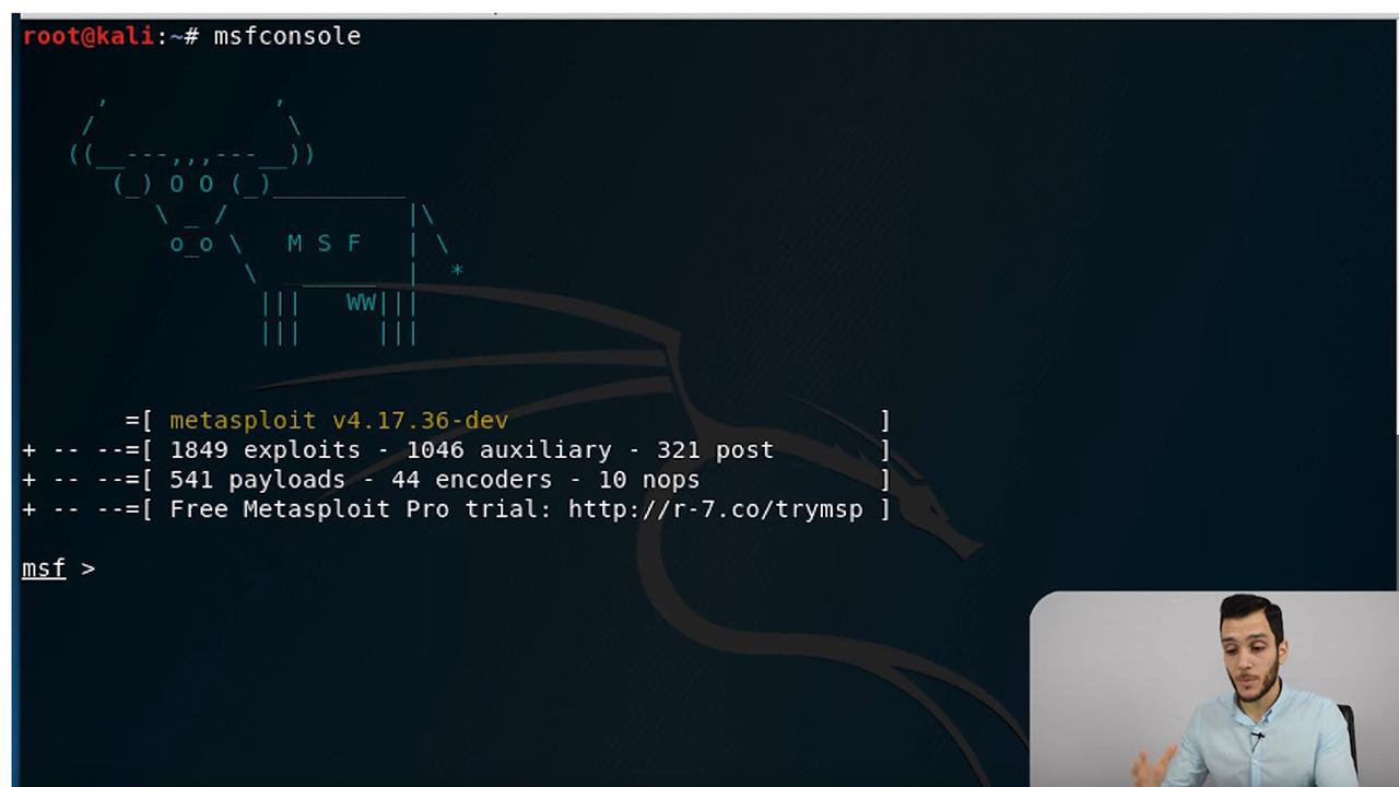 introducere in hacking cu metasploit