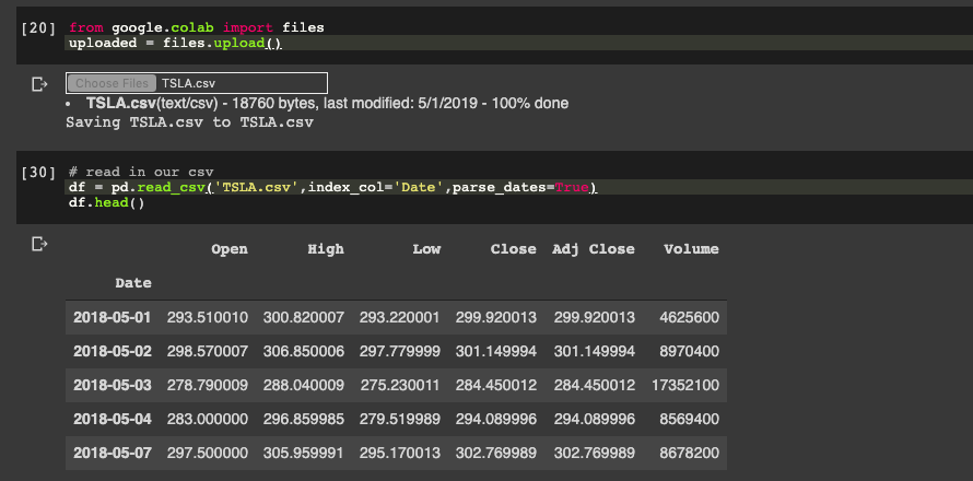 Python for Finance: Data Visualization   Machine Learning Quant