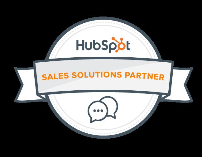 Hubspot Sales Solution Partner