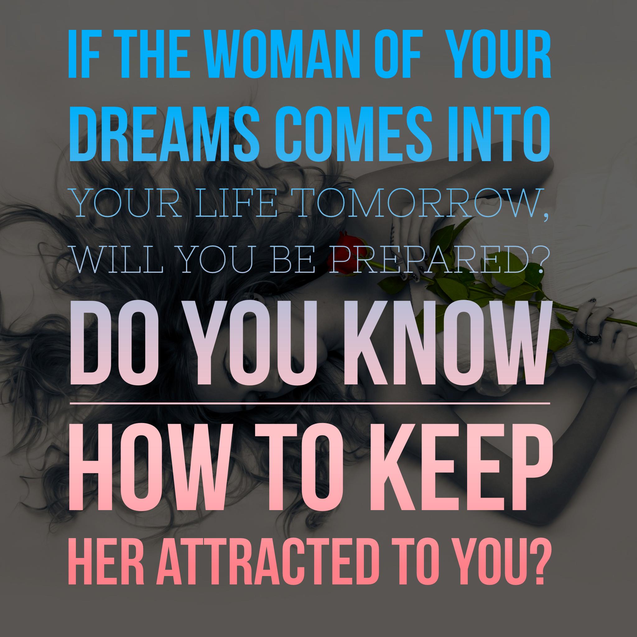 As a woman wants a man 14