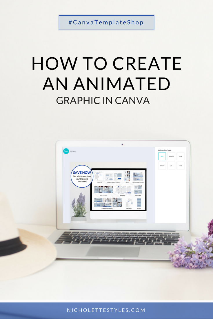 How to create a GIF in Canva